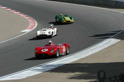 2004 Monterey Historics Group 5A 1957-62 Sports Racing Over 2.5 L