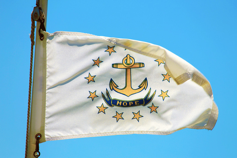 The Grand Mariner's flag.  Hope!