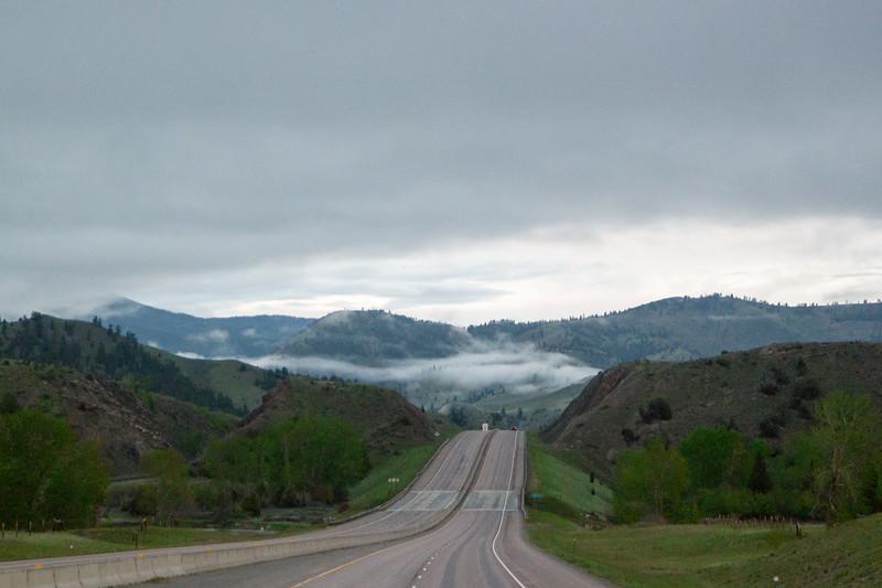 Western Montana Spring Morning