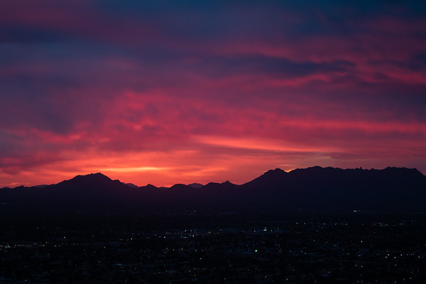 Lookout Mnt Phoenix AZ 8-2020