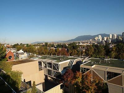 15 September : Vancouver, BC skyline