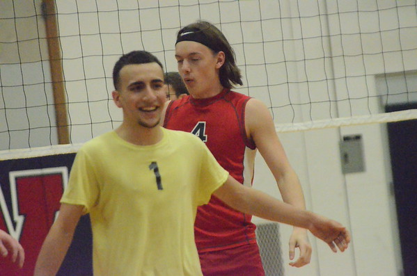 West Aurora High School Boys Volleyball vs. St. Charles High School 5-3-18