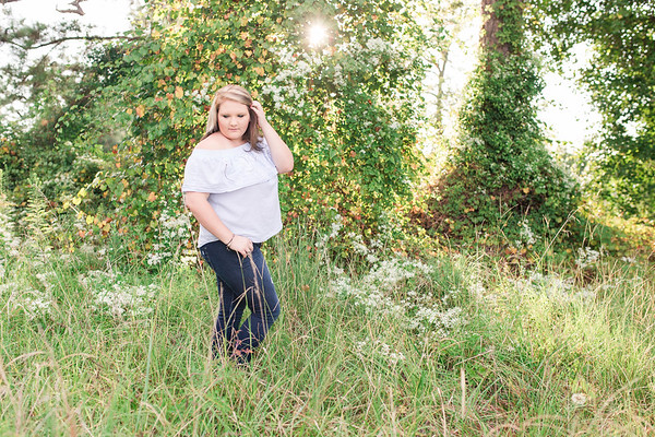 Katlyn Hucks | Senior Session | Aynor High School