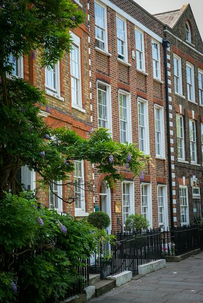 Row Houses in Richmond