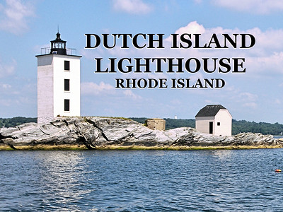 Dutch Island Lighthouse, Rhode Island