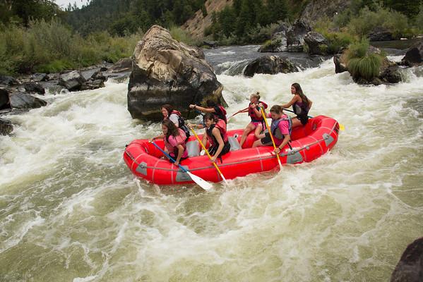 Kidder Creek 2013 Week 06 High Adventure
