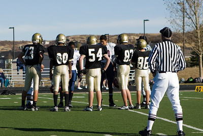 10-26 Freshman vs Sand Creek