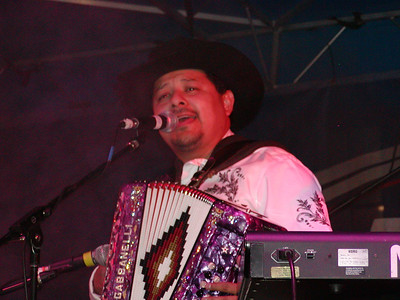 Los Palominos at the West End in Dallas on 8-13-2008