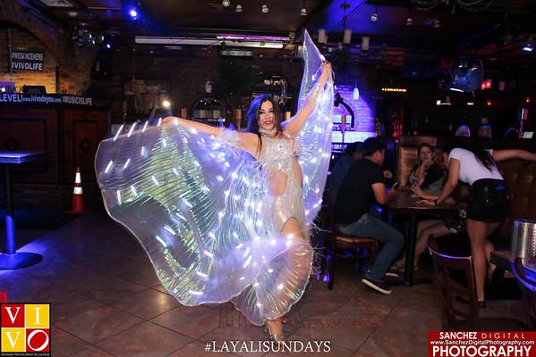 7-12-15 Layali Sundays   Vivo Lounge   DJ David S.   AMP Radio 92.3