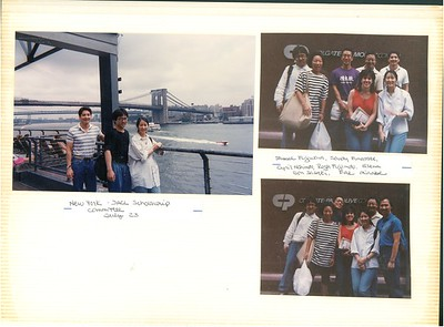 7-23-1988 JACL Scholarship Committee @ NYC