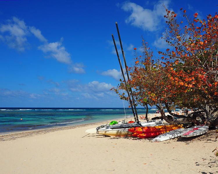 Jibacoa beach- Cuba