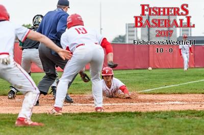 Fishers vs Westfield - Varsity