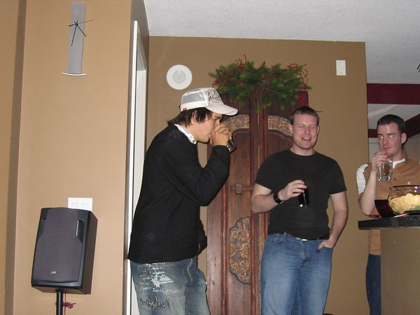New Years Eve 2004