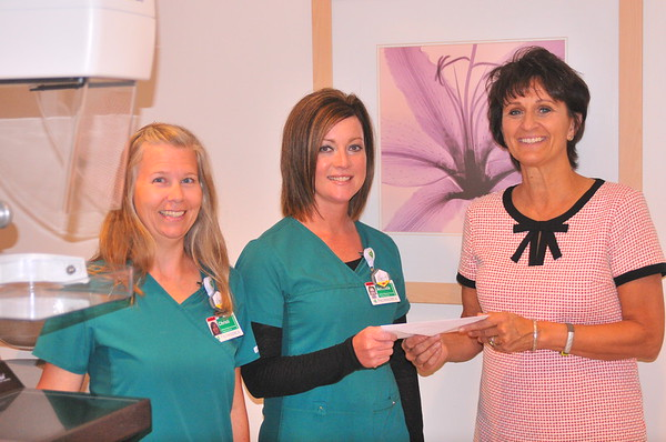 09-28-17 NEWS Pro Medica Radiology donation to Zonta Clubs Lunche