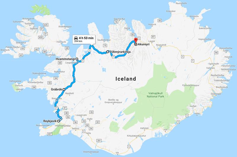 IcelandMapDay1
