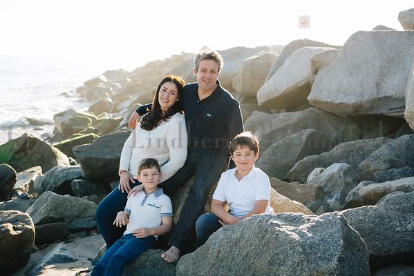 The O'Connor Family 2016