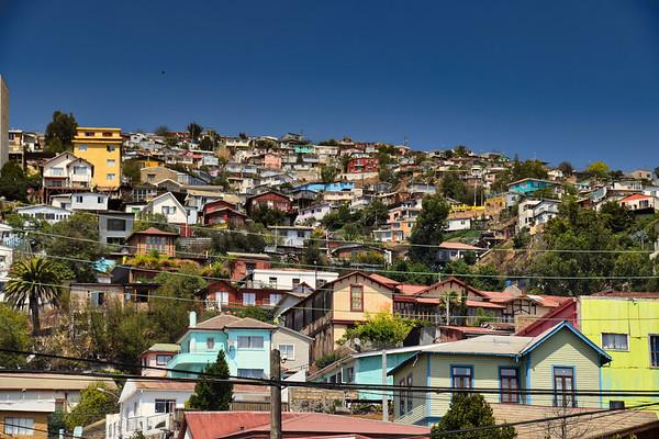 Valparaíso, Chile (February 2020)