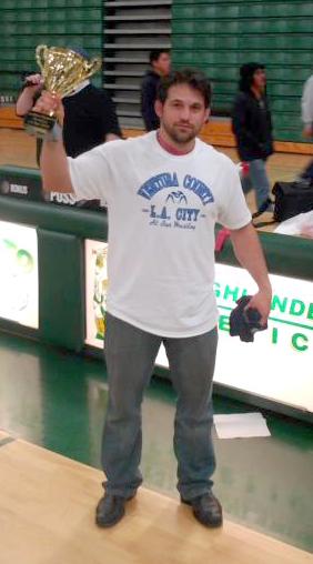 . Jimmy Medeiros, Coach of the Year, Birmingham High School.