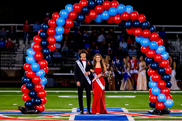 Homecoming Court Sep 24 2021