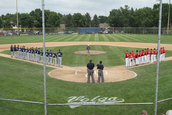 Volga vs Vermillion 8-10-14