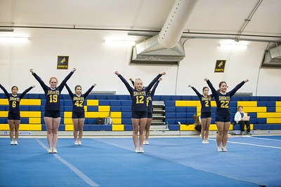 Competition Cheer/Stunt