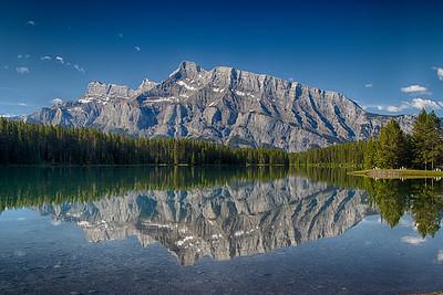 Banff & Jasper National Parks