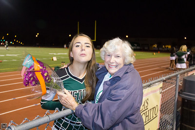 11-01-12 Cheer Football Senior Night