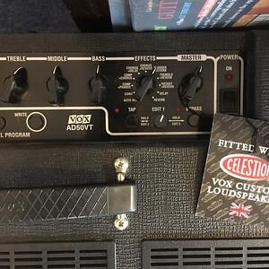 Vox AD50VT Electric Guitar Amp