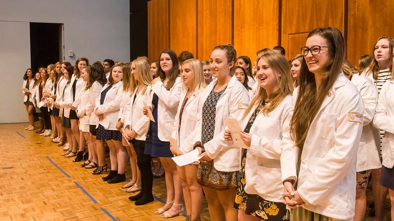 White Coat Ceremony (Class of 2021)