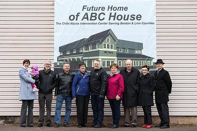 ABC House New Location Groundbreaking