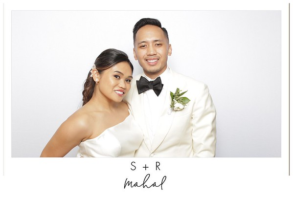 Sharlene + Ranier (Fusion Photo Booth)