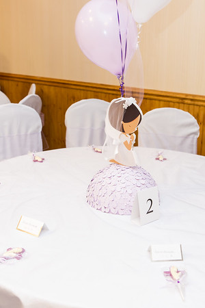Mikayla Astuto and Gianna Gamba's Communion Party