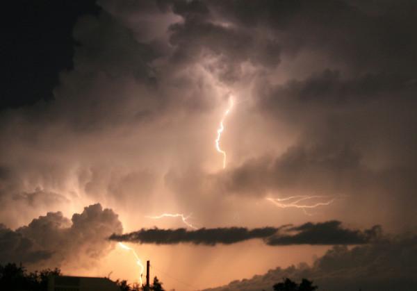 Oct 1 2009 Storm