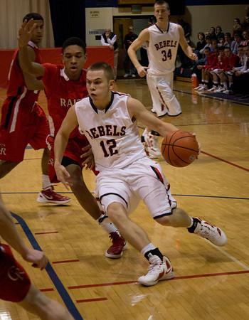 Roncalli Basketball 2012