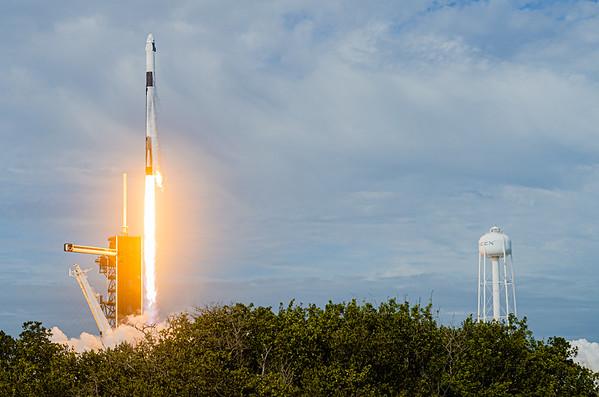 Falcon 9: In-Flight Abort Test