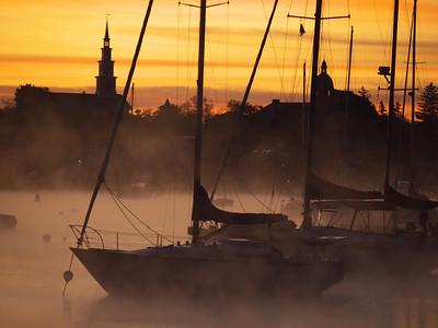 Top Ten Barrington Sunrises