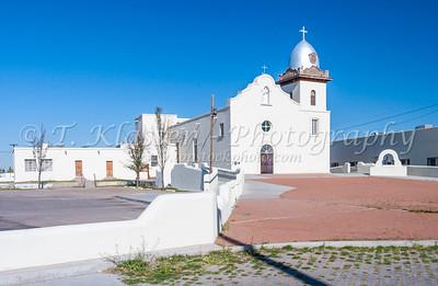Yselta Mission, El Paso