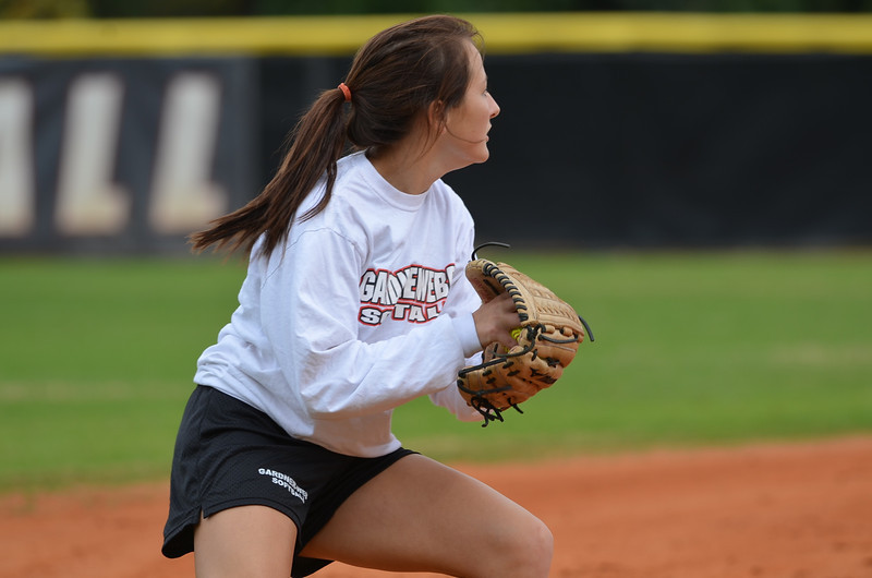 Gardner-Webb Softball Alumni Game