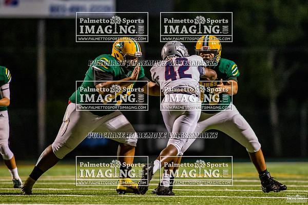 Spring Valley vs White Knoll Varsity Football 8-20-21