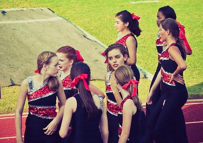 Emily's Dance Team 2012