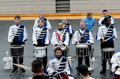 Cornerstone Thunder Drumline (Exhibition)