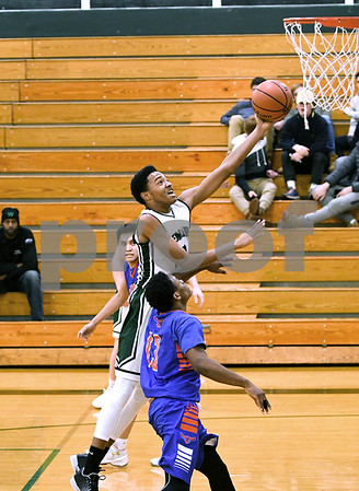Glenbard West played Hoffman Estate during their Glenbard West holiday tournament in Glen Ellyn