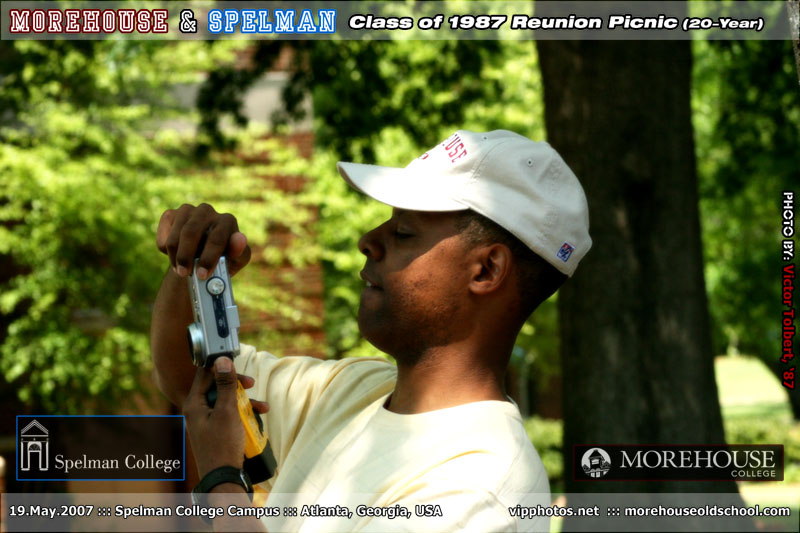 Morehouse/Spelman Class of 1987 REUNION PICNIC ::: Spelman Campus ::: ATL, GA [May.19.2007]