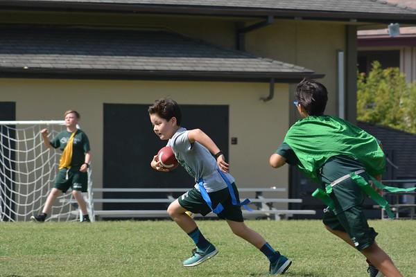 Flag Football (grade 6)