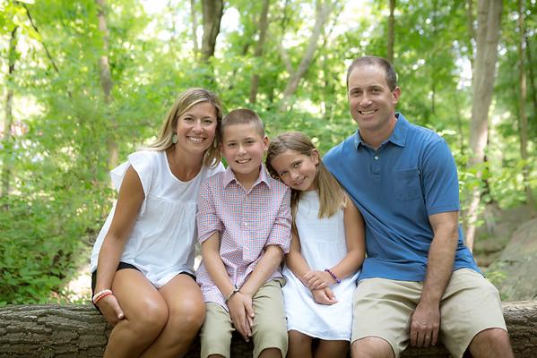 Benner Family Summer 2016