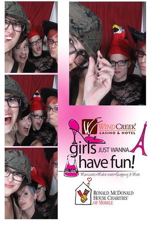 Girls Just Wanna Have Fun 2014