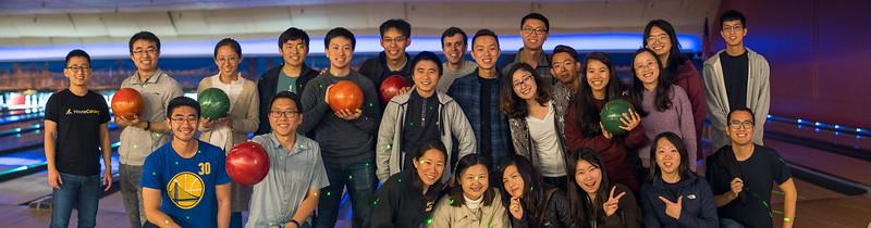 2019/11/15 IGSM goes bowling