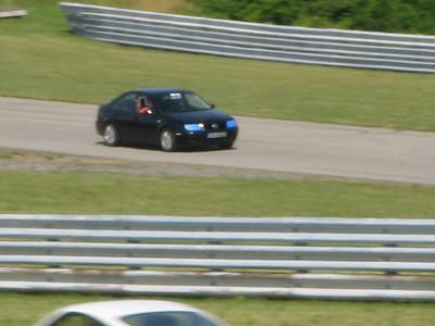 Beaverun Porsche Club DE July 1st 2007