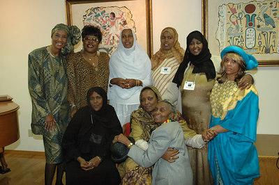Ladies of Kenyan Dinner March 23, 2007