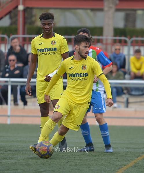 Kelme vs Villarreal CF